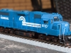 Conrail 8110 GP38-2 in HO Scale