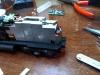 Final wiring, rear