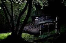 Night Trains over the Allegheny Mountains