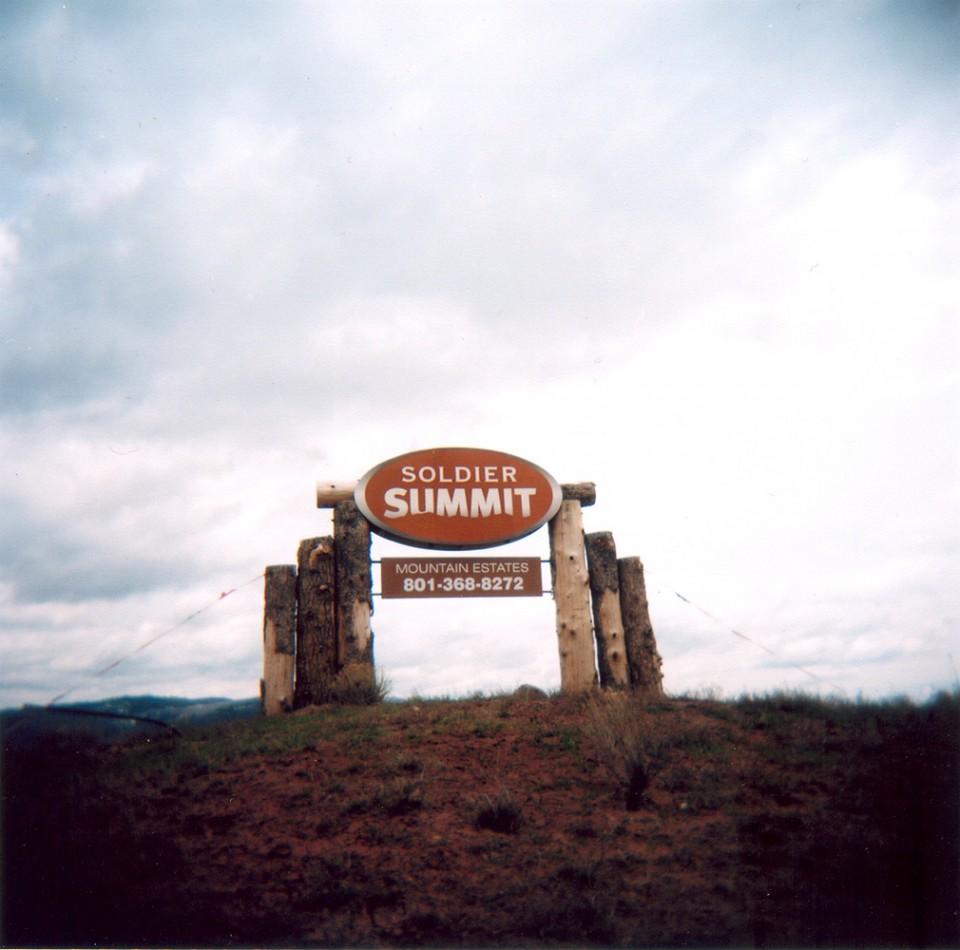 Soldier Summit, Ut.
