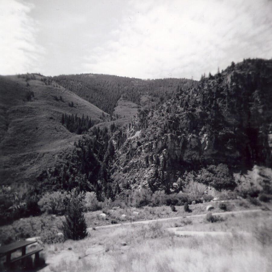 Glenwood Canyon, Colo.