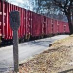 RJ Corman RBS Coal Shuttle, Clearfield, Pa. Feb 3, 2012